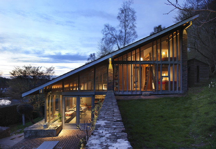 Casa + Estudio Ansty Plum / Coppin Dockray, © Brotherton Lock & Rachael Smith