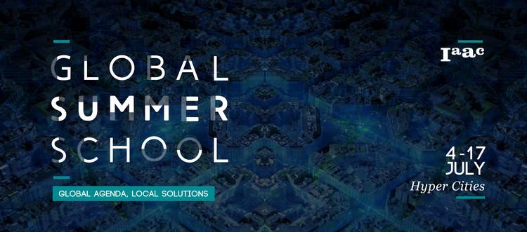 Convocatoria: IAAC Global Summer School 2016 - Hyper Cities, http://globalschool.iaac.net/
