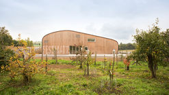 Multifunctional Hall in France / Rouby Hemmerlé Architects
