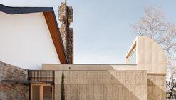 Capilla del Roser    / Erithacus arquitectos + Guillermo Maluenda