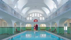 Swimming-Hall in Gotha / Veauthier Meyer Architekten