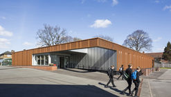 Carshalton Boys Sports College / Fraser Brown MacKenna Architects