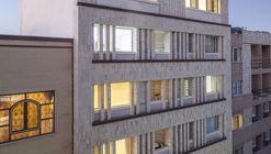 Khish-Khaneh Residential Building / Behzad Yaghmaei + Azadeh Mahmoudi