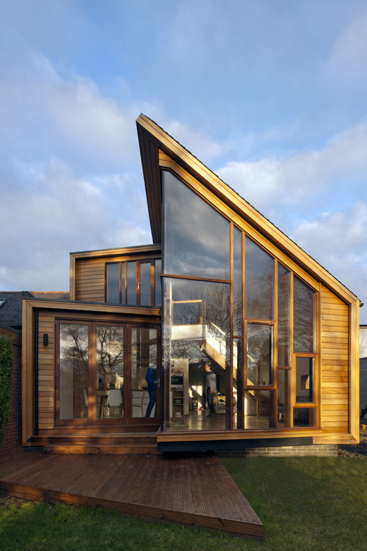 Solen Vinklar / David Blaikie Architects, © Paul Zanre