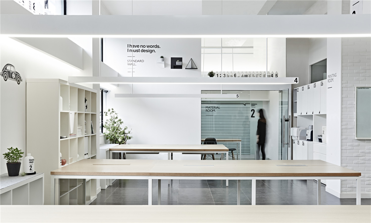 Lk rigidesign office design kai liu rigidesign team for Office design archdaily