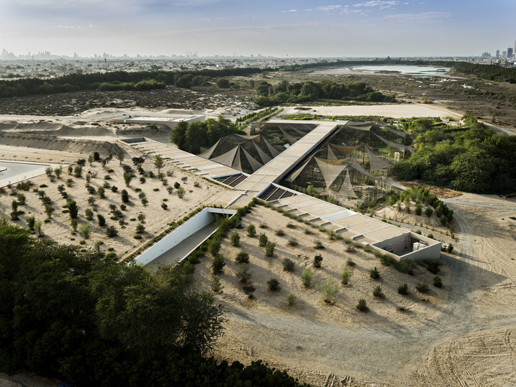 Wasit Natural Reserve Visitor Centre / X Architects, © Nelson Garrido