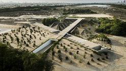Centro de visitantes de la reserva natural Wasit / X Architects
