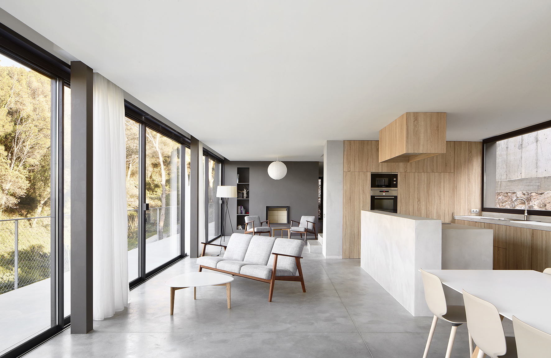 Galeria de casa sebbah pepe gascon asa alexandre for Designer d interni famosi
