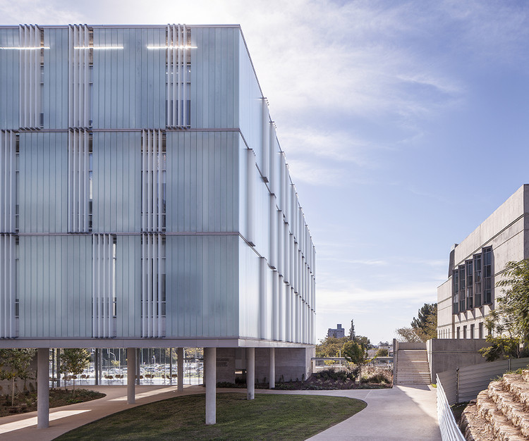 National Institute for Biotechnology / Chyutin Architects, © Amit Geron