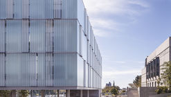 National Institute for Biotechnology / Chyutin Architects