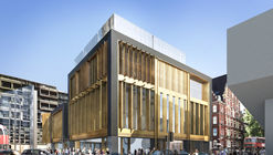 Orms Granted Planning Permission for Music Venue as Part of Tin Pan Alley Revival