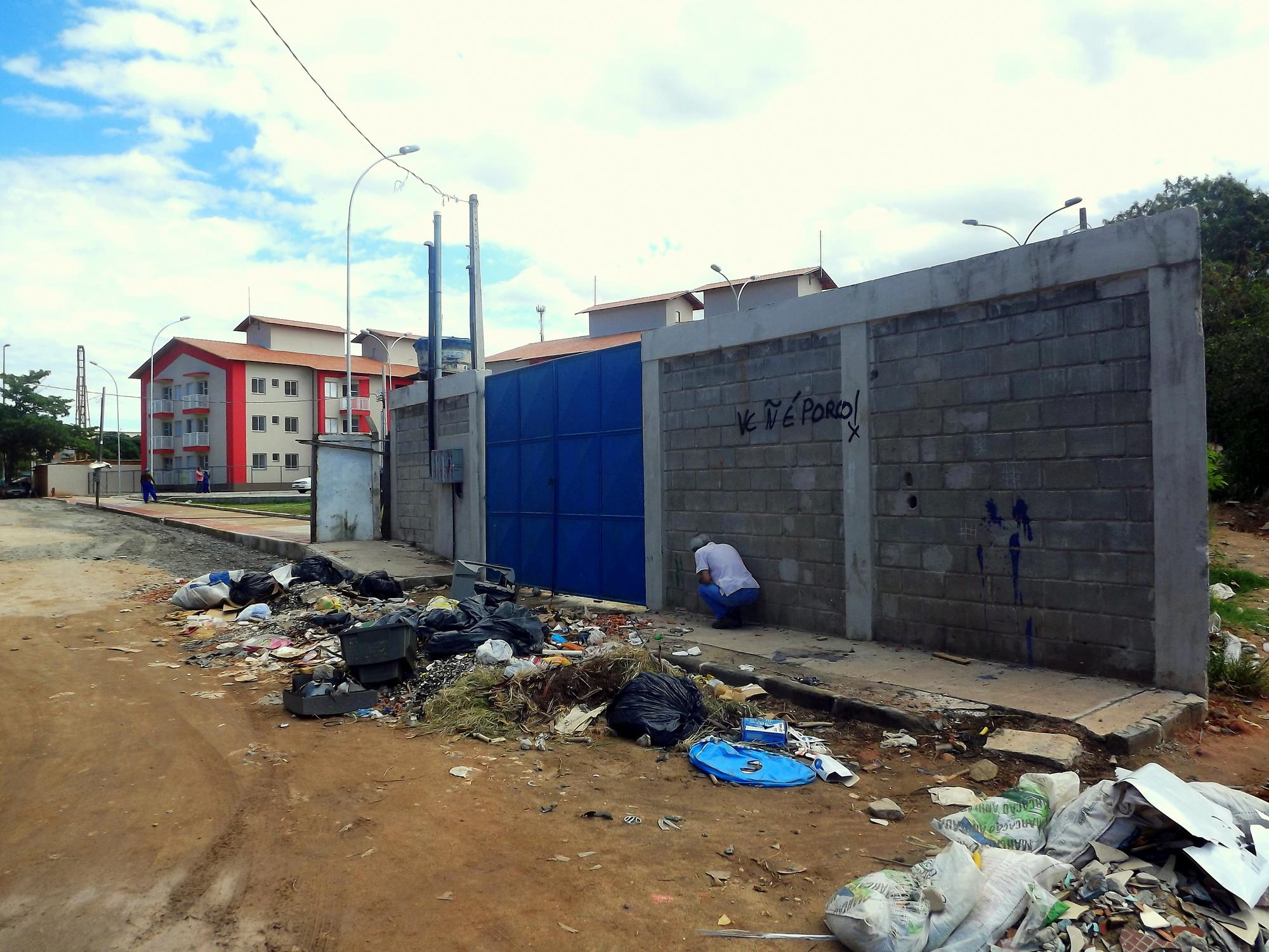 Brasil, resíduos e as cidades: desigualdades sociais e gestão desintegrada / Arthur Eduardo Becker Lins