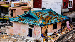 Art & Architecture: Korean Artist Jazoo Yang Covers a House Set for Demolition With Her Thumbprints