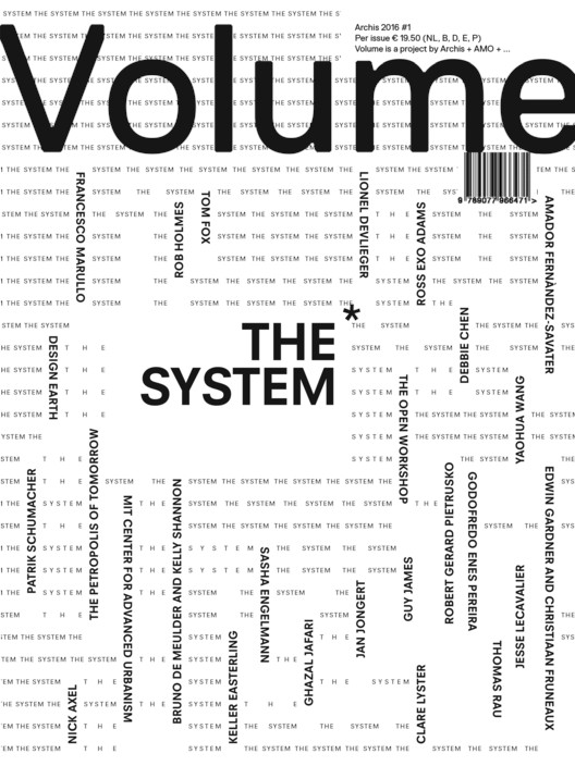 Introducing Volume #47: The System*, Volume #47: The System*. Image © Volume