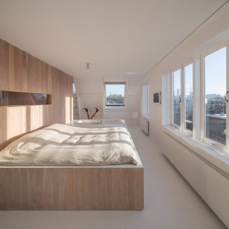 Penthouse Rotterdam / Personal Architecture | ArchDaily
