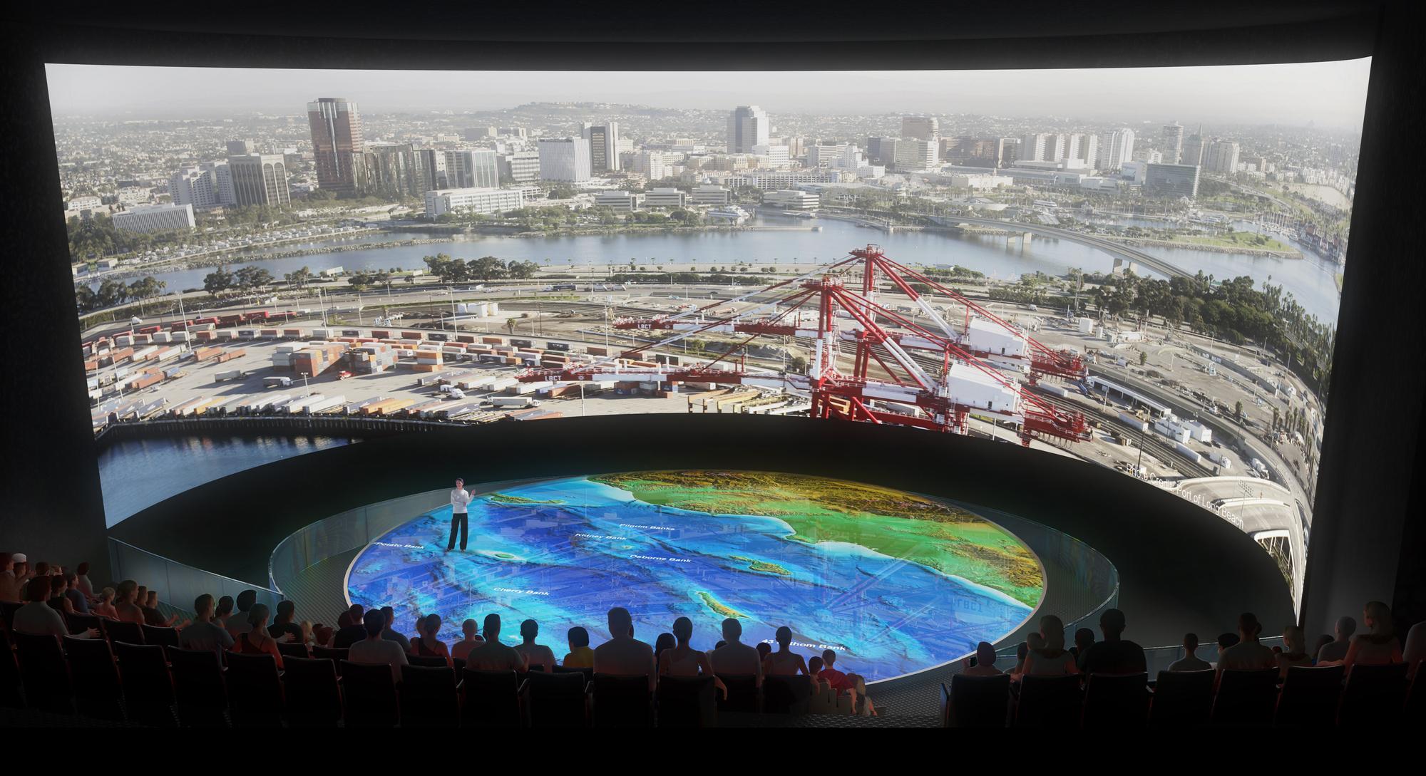 Gallery Of Aquarium Of The Pacific Reveals New Design For