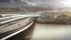 Melike Altınışık Architects Wins First Mention in Competition for Kızılırmak Bridge in Turkey