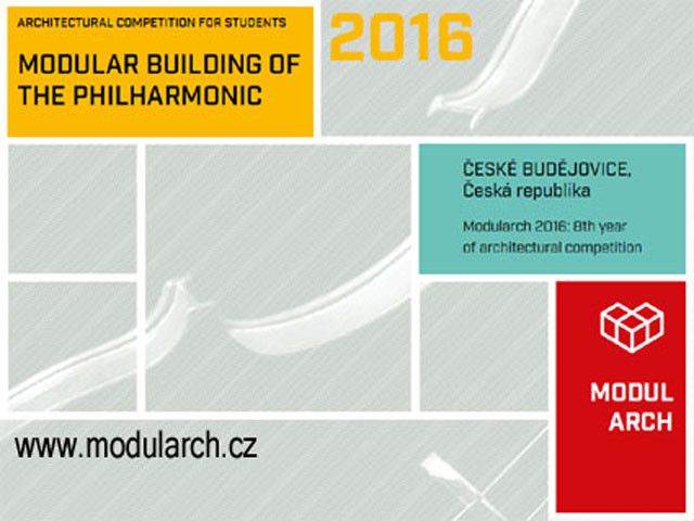 Open Call: Modular Building of the Philharmonic, ARCHITECTURAL COMPETITION FOR STUDENTS - MODULAR BUILDING OF THE PHILHARMONIC