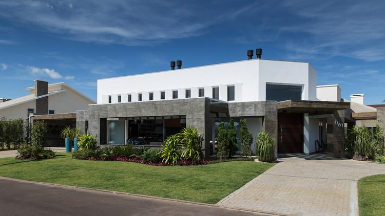 Casa D1 / Martin arquitetura + engenharia, © Marcelo Donadussi