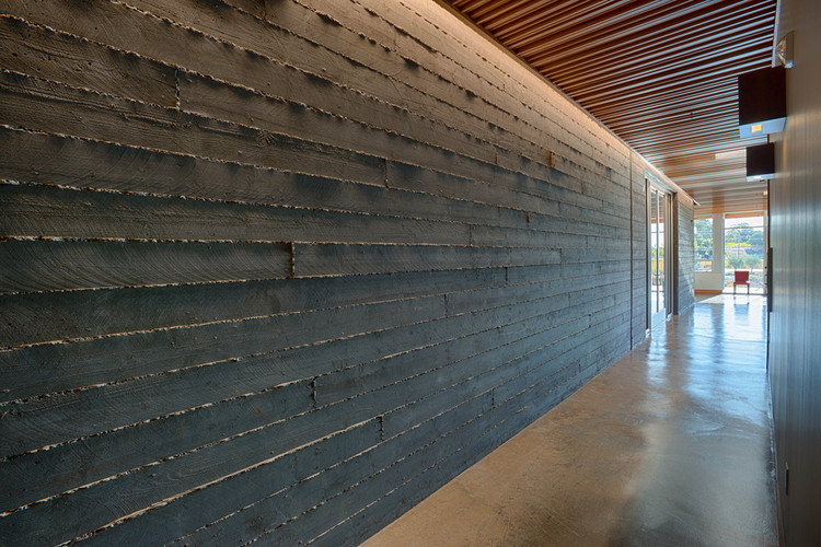Titus Vineyards Mh Architects Archdaily