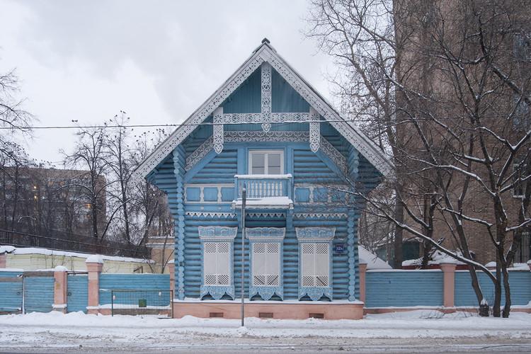 À La Izba and Faux Stone: Moscow's Age of Wooden Architecture, Pogodin's Izba, Moscow. Image © Gleb Leonov