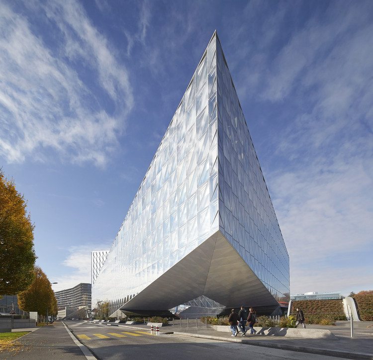 JTI Headquarters / SOM, © Hufton+Crow