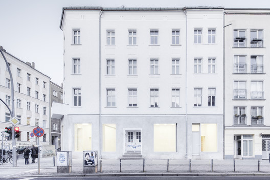 Centre For Contemporary Drawing  / Nord Architecture And Exhibition