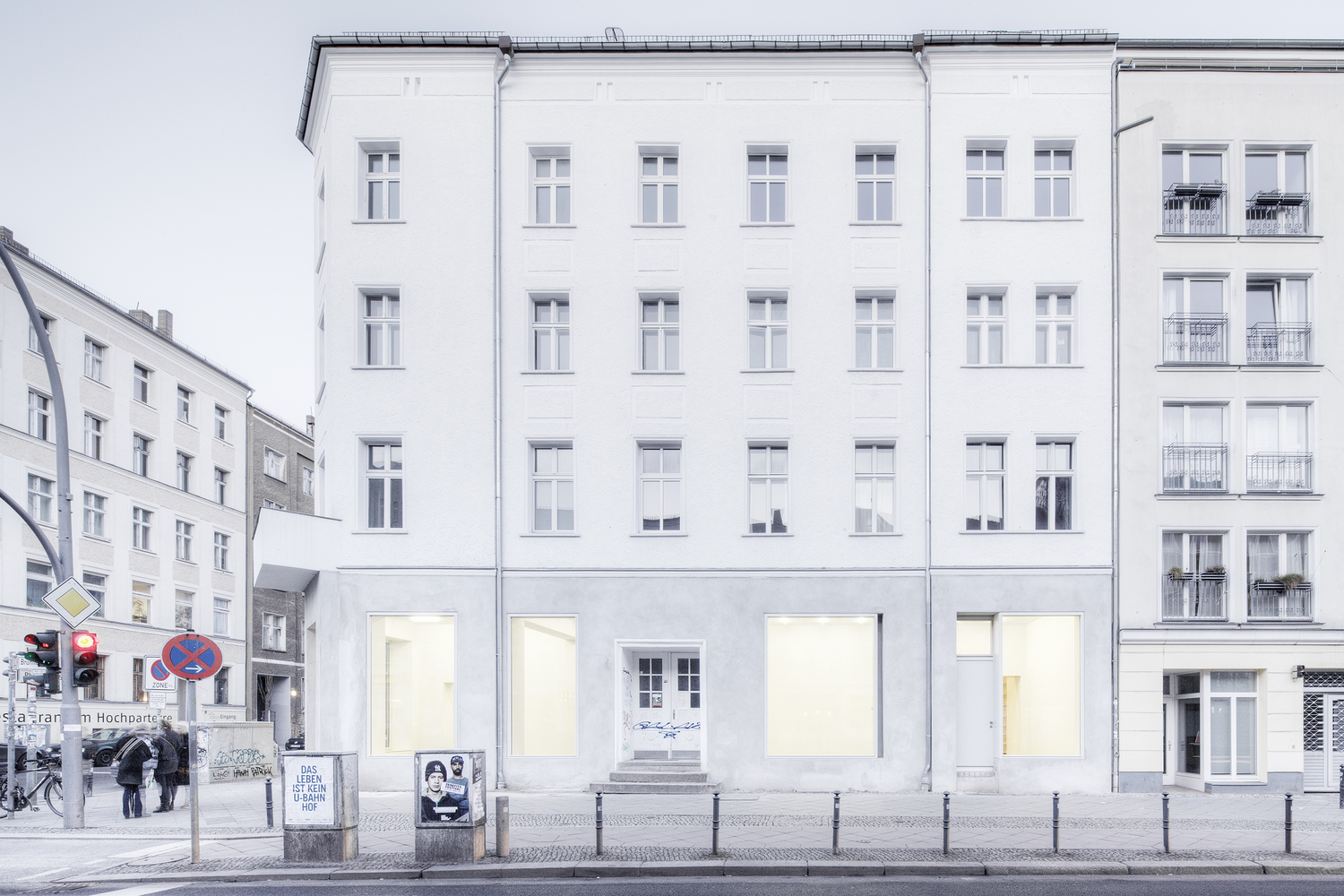 Gallery of Centre For Contemporary Drawing / Nord Architecture And ...