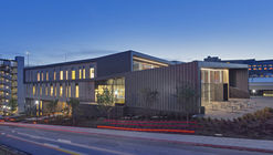 Universidad de Arkansas Champions Hall / SmithGroup