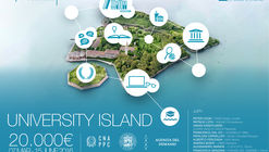 Call for Entries: University Island