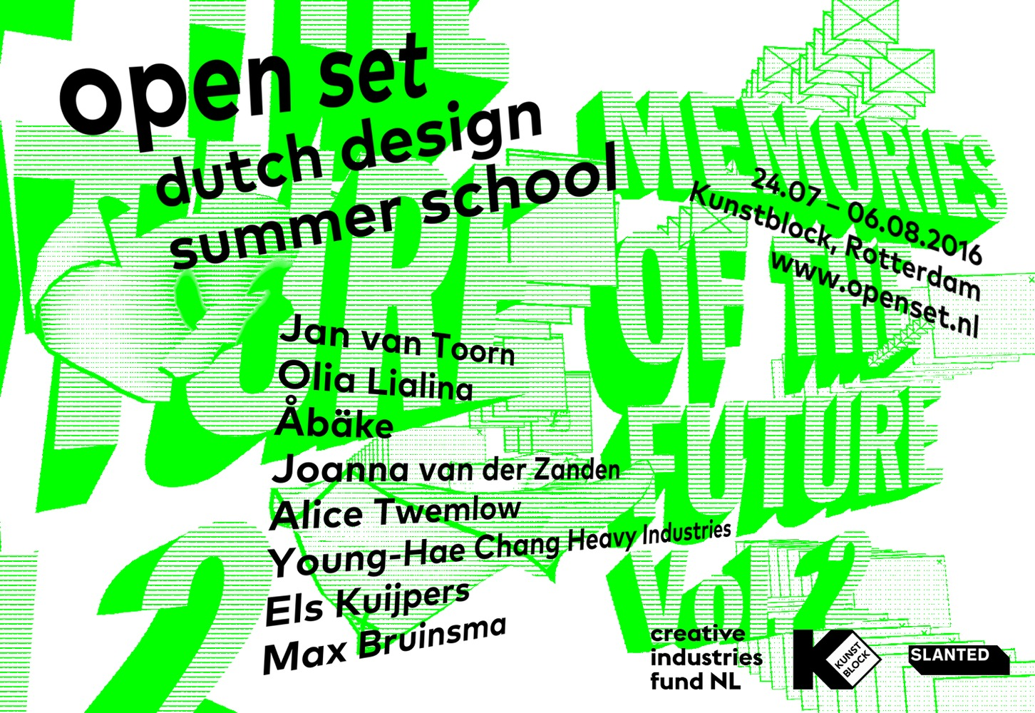 Gallery of Call for Applications: Dutch Design Summer School - 1