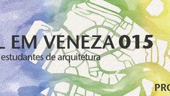 Concurso de estudantes Projetar.org #015 - Brasil em Veneza