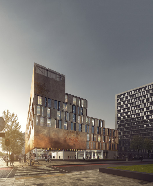 Schmidt Hammer Lassen to Design New Facility for University in Utrecht, © Schmidt Hammer Lassen