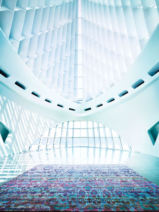 """Inspire the Future"": Handcraftsmanship and Technology Converge at Calatrava's Milwaukee Art Museum Extension, © Jason Madara"