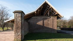 'Kasteeltuin Slot Assumburg' Visitor Center / lab03