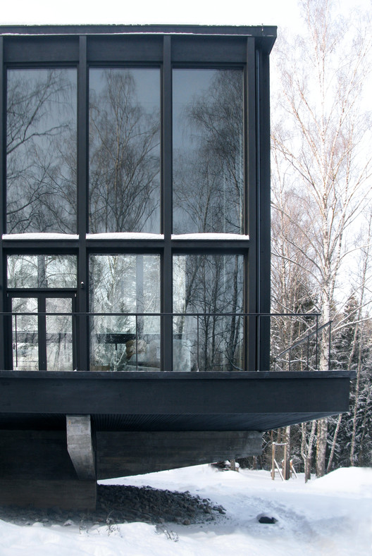 Guest Amp Bath House Fas T Architectural Bureau Archdaily