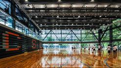 Ginásio de Esportes do Colégio São Luís / Urdi Arquitetura
