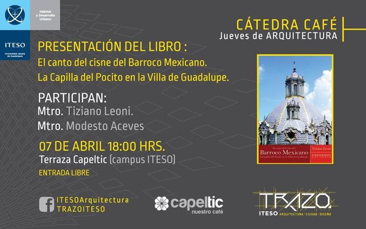 Presentación del libro 'El Canto del cisne del Barroco Mexicano' / Guadalajara