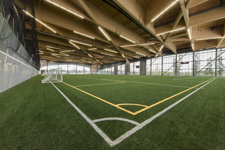 Stade De Soccer De Montr 233 Al Saucier Perrotte