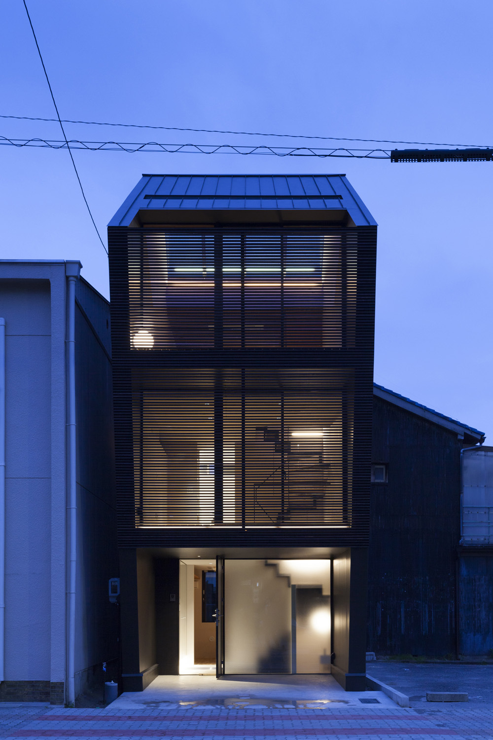 Nest Apollo Architects Archdaily