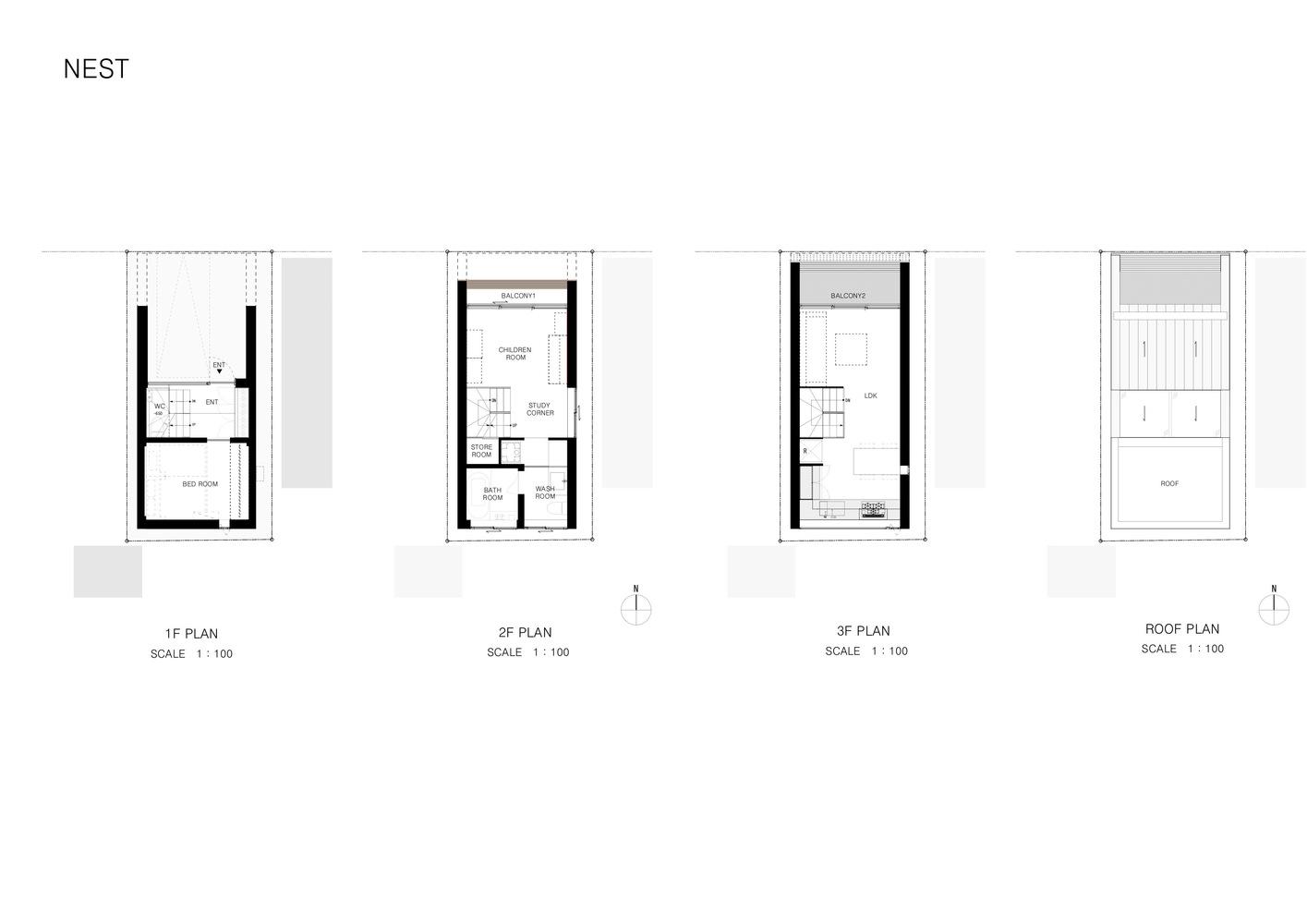 Gallery Of Nest Apollo Architects 13