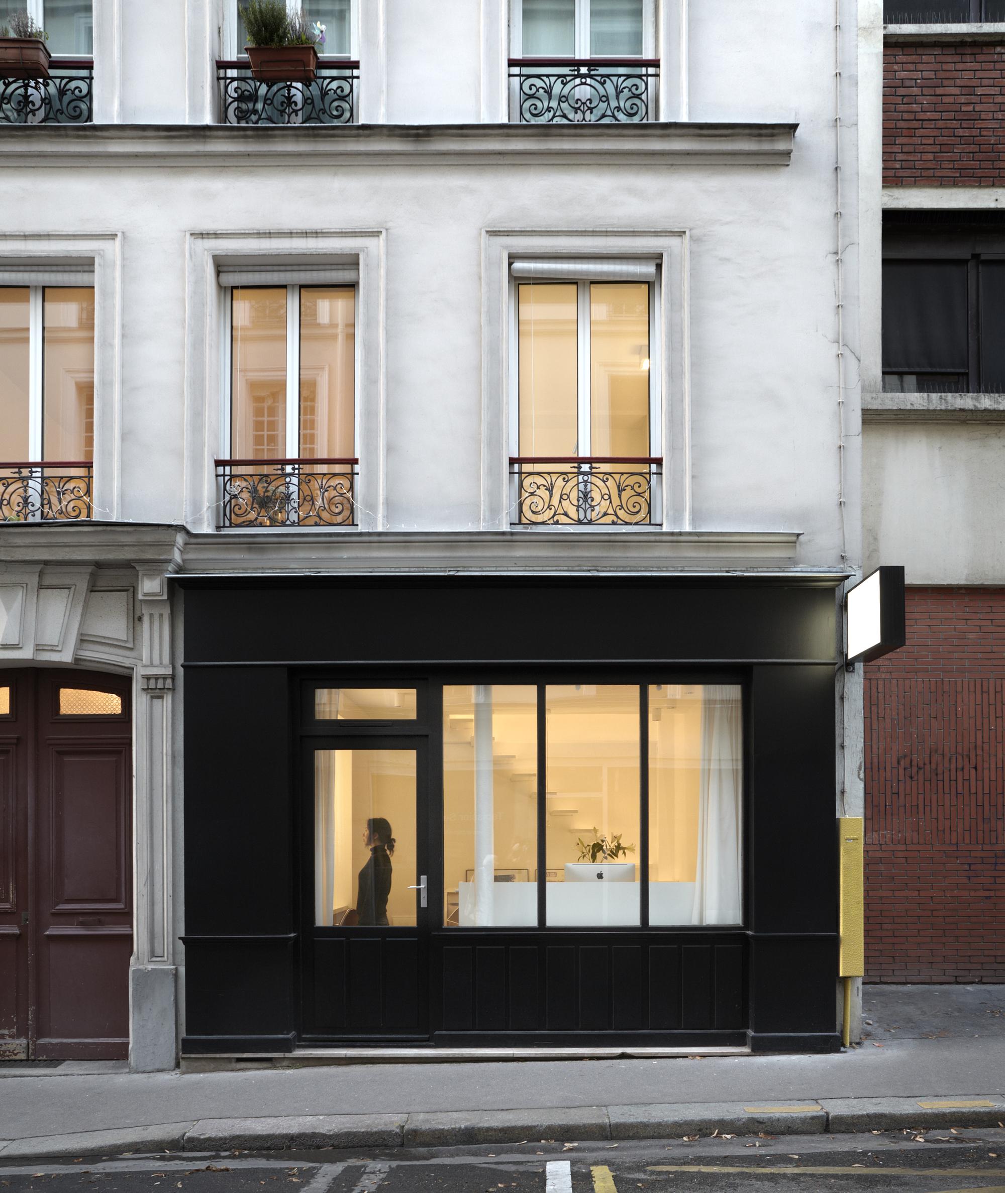 Triplex in Paris / Studio Pan