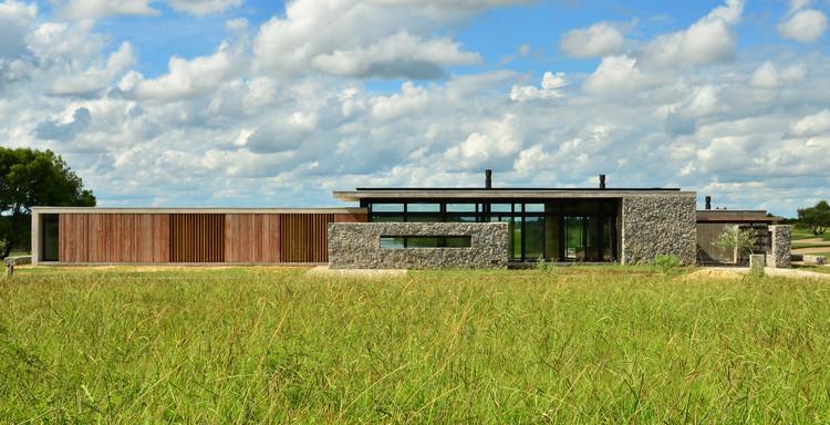 Cl House / Steverlynck+Iglesias Molli Arquitectos, © Francisca Steverlynck