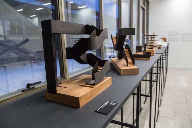 "Exposición ""Vacíos Públicos"" Beals Lyon Arquitectos en Escuela de Arquitectura UC"