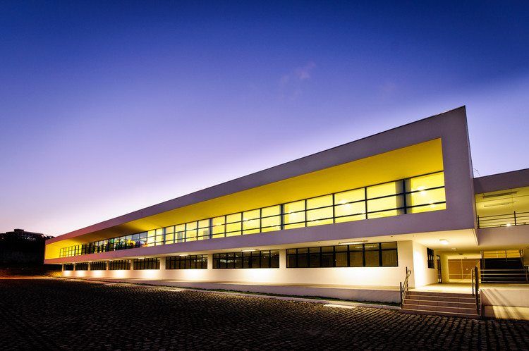 Escola de Governo do Estado do Rio Grande do Norte / Carlos Ribeiro Dantas Arquitetos Associados, © Ramón Vasconcelos
