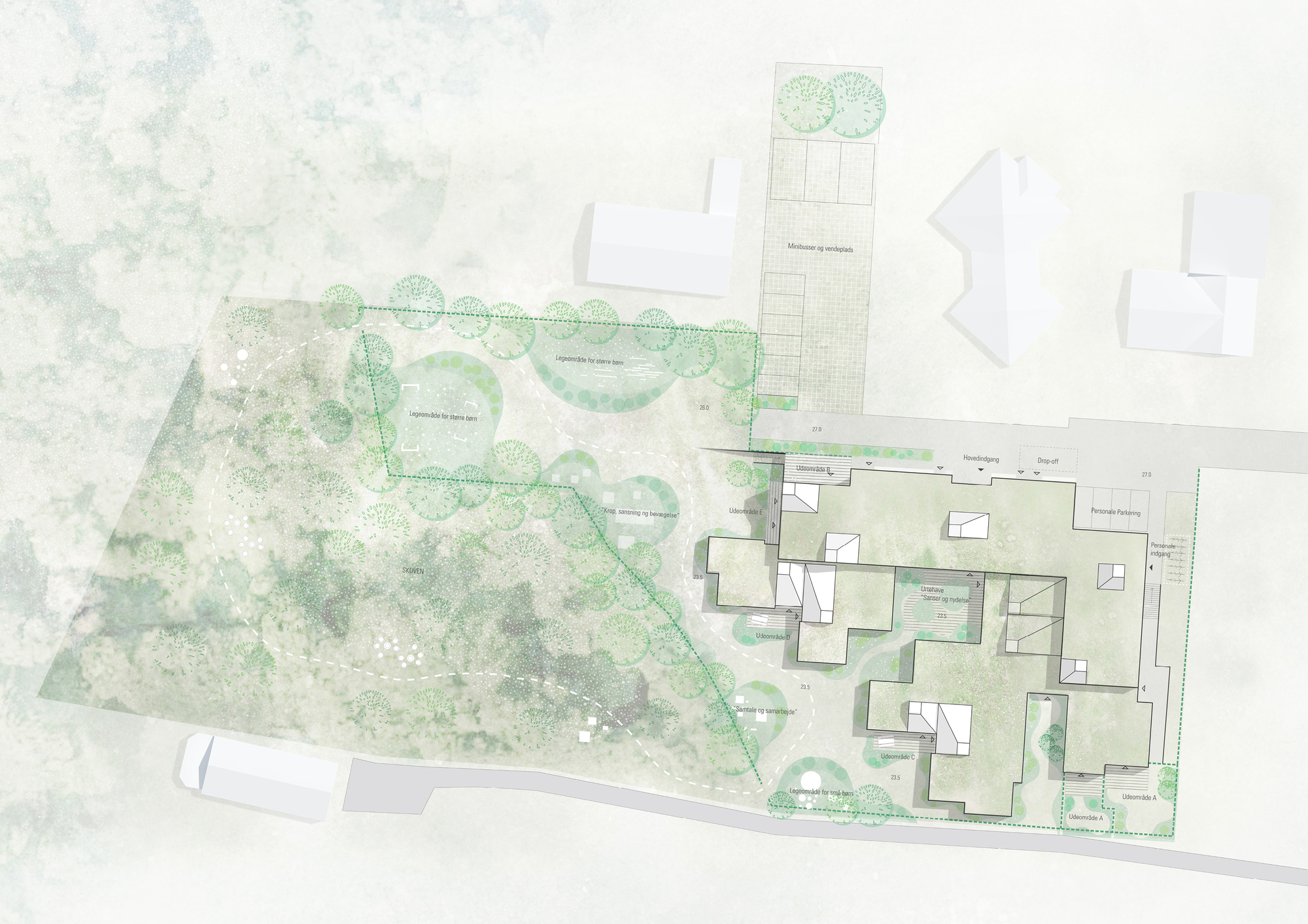 CREO Arkitekter and JAJA to Design Home for Children with Autism – Site Plan Software
