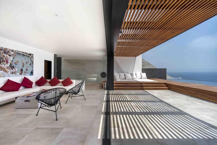 Casa Unno  / DA-LAB Arquitectos, © Renzo Rebagliati
