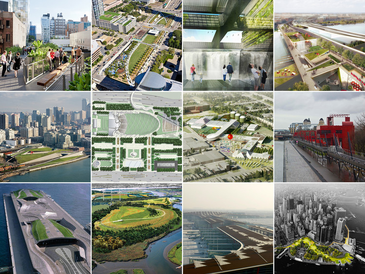 12 Projects that Explain Landscape Urbanism and How It's Changing the Face of Cities