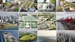 12 Proyectos que explican las potencialidades del paisaje como medio de intervención urbana