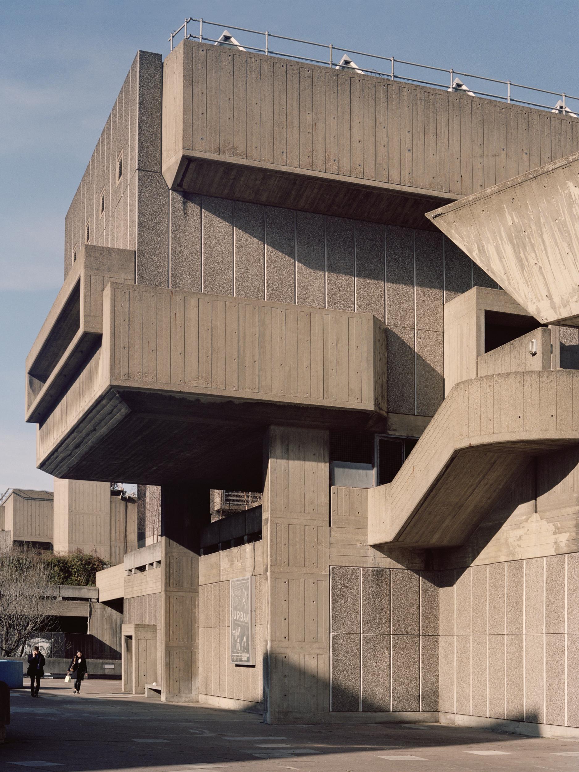 Galer a de utopia serie de fotos que captura la Arquitectura brutalista